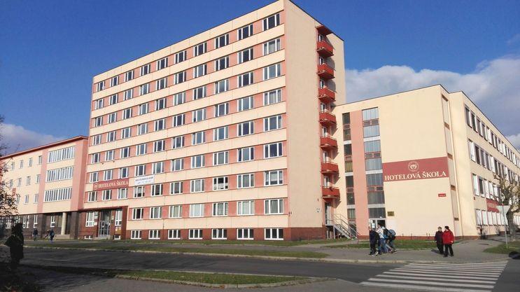 Obrázek budovy školy