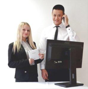 Fotka vzorných studentů